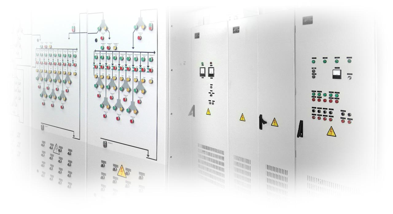 АСУТПМы имеем большой опыт в создании автоматических систем управления производственными процессами, а также предлагаем автоматизацию объекта